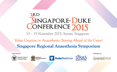 3rd Singapore-Duke Conference 2015