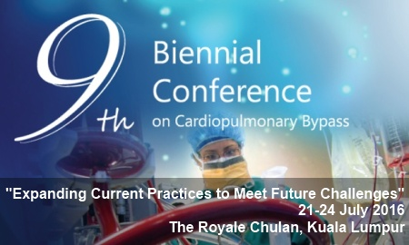 9th Biennial Conference on Cardiopulmonary Bypass
