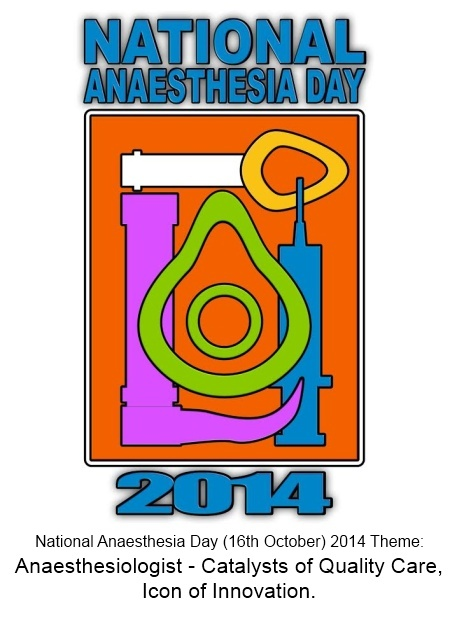 Anaesthesia Day 2014