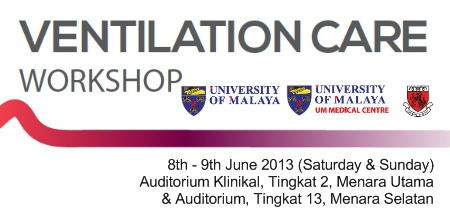 Ventilation Care Workshop 2013. Click here to view more . . .