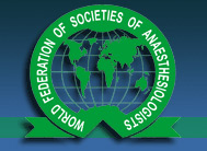 World Federation of Socieites of Anaesthesiologists (WFSA)
